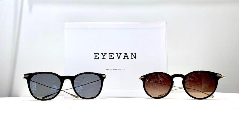 誰でも似合うサングラス|eyevan