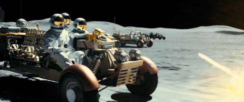 アドアストラが描く、近未来の宇宙の車