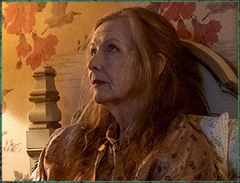 映画『JOKER』より、主人公アーサーの母、フランシスコンロイ