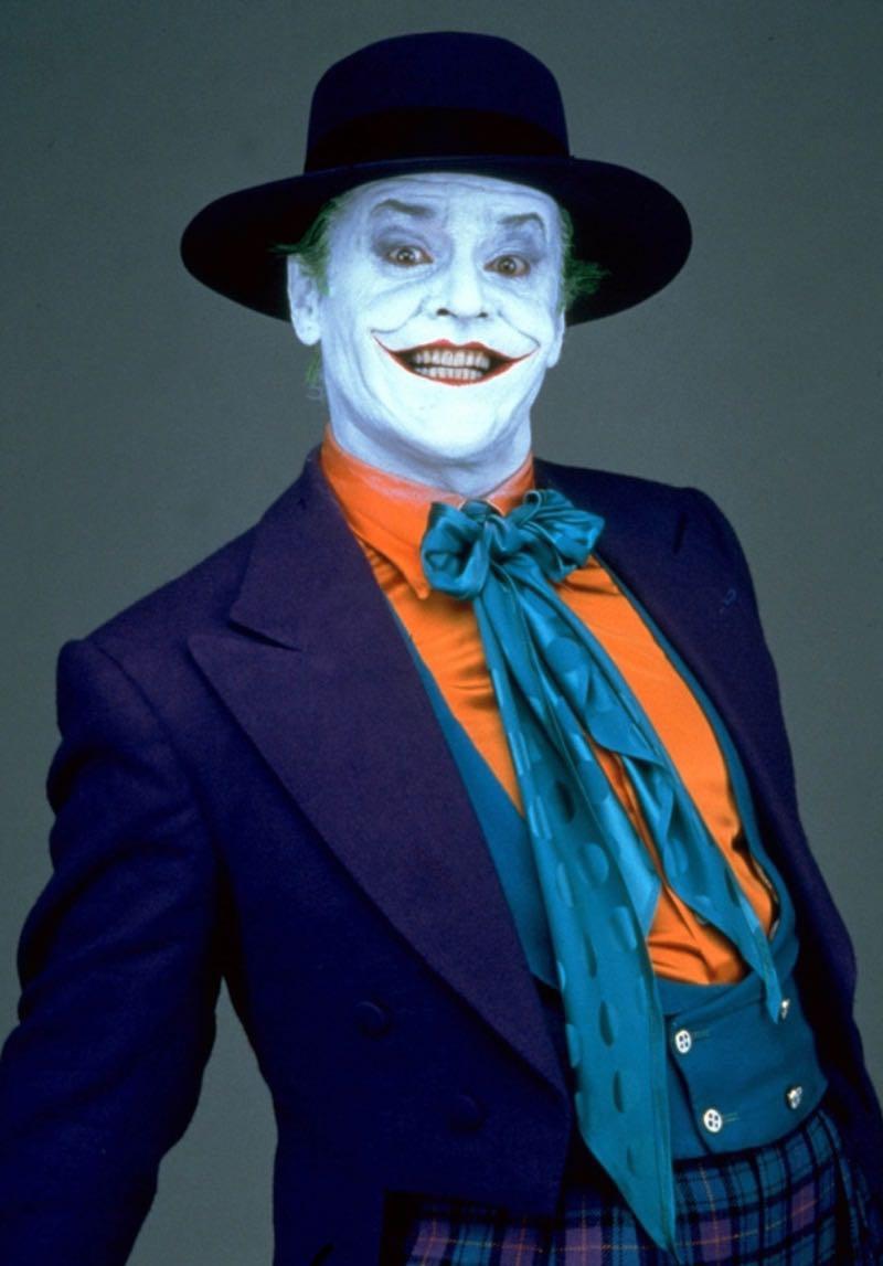 『バットマン』のジャックニコルソン版ジョーカー